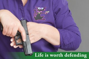 Life is worth defending.