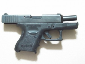 This is still a gun, and must be treated with cautious respect.